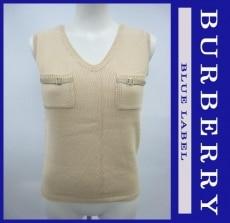 BurberryBlueLabel(バーバリーブルーレーベル)のベスト