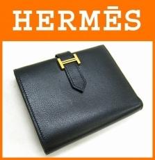 HERMES(エルメス)/Wホック財布