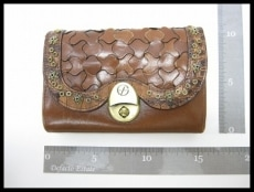 FRANCESCOBIASIA(フランチェスコ・ビアジア)の3つ折り財布