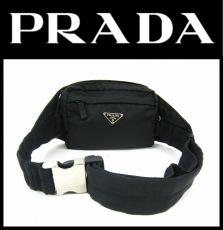 PRADA(プラダ)のウエストポーチ