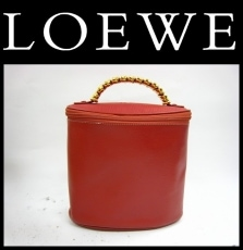 LOEWE(ロエベ)のバニティバッグ