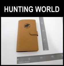 HUNTINGWORLD(ハンティングワールド)の手帳