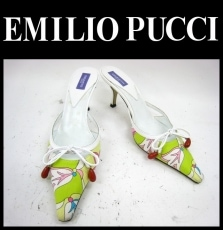 EMILIO PUCCI(エミリオプッチ)のパンプス
