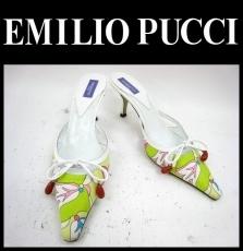 EMILIOPUCCI(エミリオプッチ)のパンプス