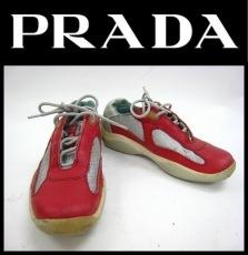 PRADA(プラダ)のスニーカー