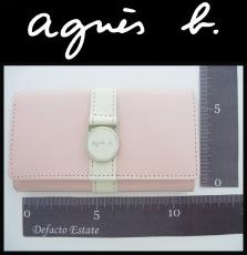 agnes b(アニエスベー)のキーケース