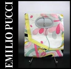 EMILIO PUCCI(エミリオプッチ)のトートバッグ