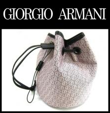 GIORGIOARMANI(ジョルジオアルマーニ)のポーチ