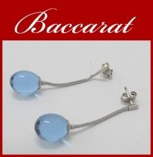 Baccarat(バカラ)のピアス