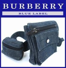Burberry Blue Label(バーバリーブルーレーベル)/ウエストポーチ