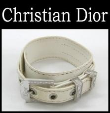 ChristianDior(クリスチャンディオール)のバングル