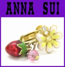 ANNA SUI(アナスイ)/イヤリング