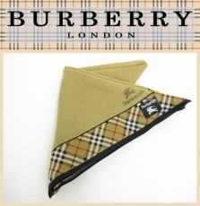 BurberryLONDON(バーバリーロンドン)のハンカチ