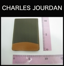 CHARLESJOURDAN(シャルルジョルダン)のパスケース