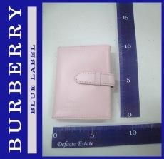 BurberryBlueLabel(バーバリーブルーレーベル)のパスケース