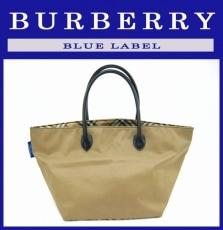 BurberryBlueLabel(バーバリーブルーレーベル)のトートバッグ