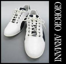 GIORGIOARMANI(ジョルジオアルマーニ)のスニーカー