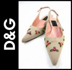 D&G(ディーアンドジー)のパンプス