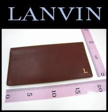 LANVIN(ランバン)の札入れ