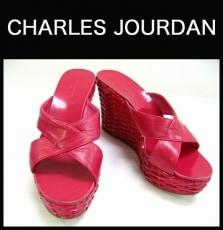 CHARLESJOURDAN(シャルルジョルダン)のサンダル