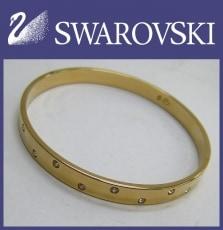 SWAROVSKI(スワロフスキー)のバングル