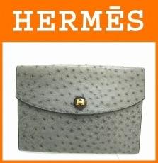 HERMES(エルメス)のクラッチバッグ