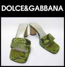 DOLCE&GABBANA(ドルチェアンドガッバーナ)のサンダル