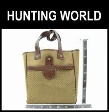 HUNTINGWORLD(ハンティングワールド)のトートバッグ