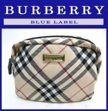 BurberryBlueLabel(バーバリーブルーレーベル)のポーチ