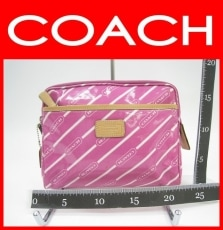 COACH(コーチ)のクラッチバッグ