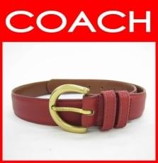 COACH(コーチ)のベルト