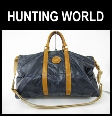 HUNTING WORLD(ハンティングワールド)のボストンバッグ