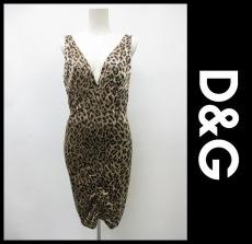 D&G(ディーアンドジー)のワンピース
