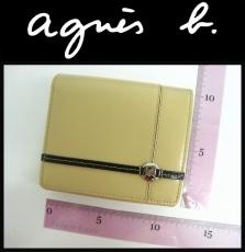 agnesb(アニエスベー)の2つ折り財布