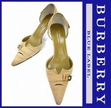 Burberry Blue Label(バーバリーブルーレーベル)のパンプス