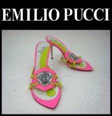 EMILIO PUCCI(エミリオプッチ)のサンダル