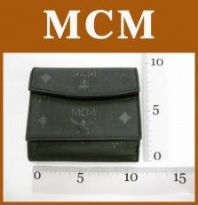 MCM(エムシーエム)のWホック財布