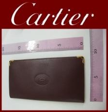 Cartier(カルティエ)の札入れ