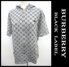 BurberryBlackLabel(バーバリーブラックレーベル)のパーカー