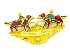 HERMES(エルメス)のブローチ