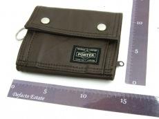 PORTER/吉田(ポーター)の3つ折り財布