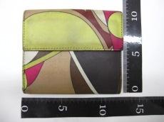 EMILIO PUCCI(エミリオプッチ)のWホック財布