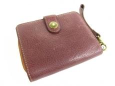 kinoshohampu/木の庄帆布(キノショウハンプ)のWホック財布