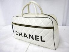 CHANEL(シャネル)のボストンバッグ