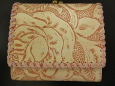 KATHARINEHAMNETT(キャサリンハムネット)の3つ折り財布