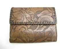 KATHARINEHAMNETT(キャサリンハムネット)のWホック財布