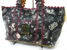 GARCIA MARQUEZ gauche(ガルシアマルケスゴーシュ)のトートバッグ