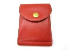 kinoshohampu/木の庄帆布(キノショウハンプ)の3つ折り財布