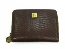 KRIZIA(クリッツィア)のWホック財布