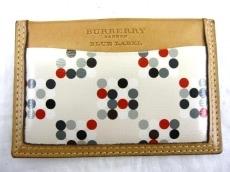 Burberry Blue Label(バーバリーブルーレーベル)のカードケース